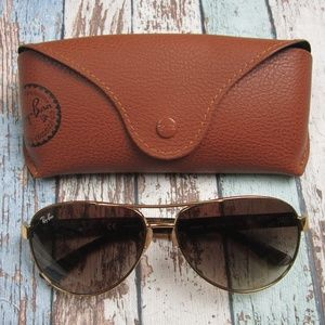 1860bb0ac3dee ... Ray Ban RB3457 001 13 Unisex Sunglasses OLZ404